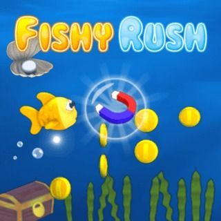 Gioca a Fishy Rush  🕹️ 🏃