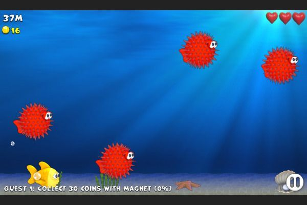 Fishy Rush 🕹️ 🏃 | Free Action Skill Browser Game - Image 3
