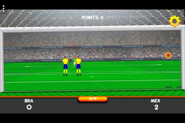 Goalkeeper Champ 🕹️ 🏃 | Arcade Action Free Browser Game - Image 2