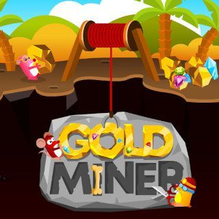 Play Gold Miner Tom  🕹️ 🏃