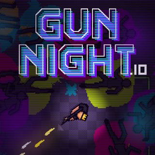Play Gun Night IO  🕹️ 🏃