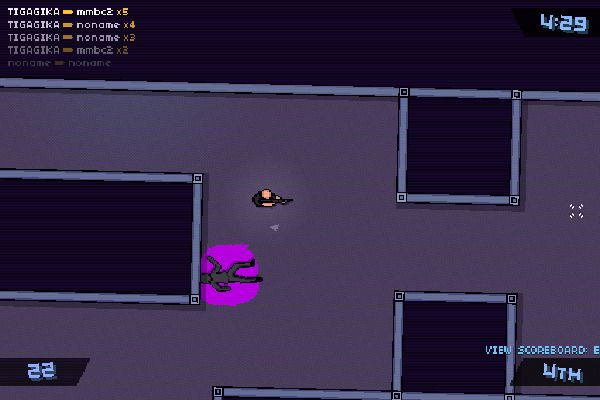 Gun Night IO 🕹️ 🏃 | Free Arcade Action Browser Game - Image 2