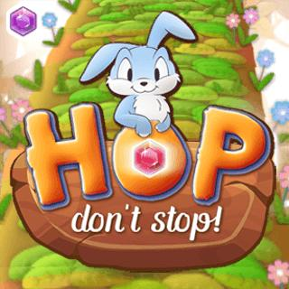 Play Hop Don't Stop  🕹️ 🏃