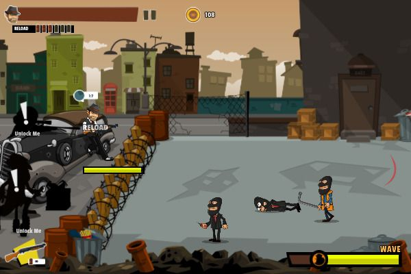 Mafia Wars 🕹️ 🏃 | Free Arcade Action Browser Game - Image 3