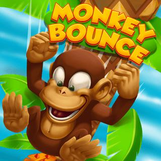 Gioca a Monkey Bounce  🕹️ 🏃