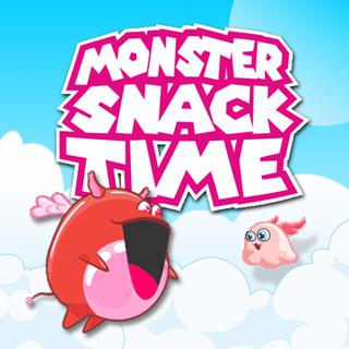 Jugar Monster Snack Time  🕹️ 🏃