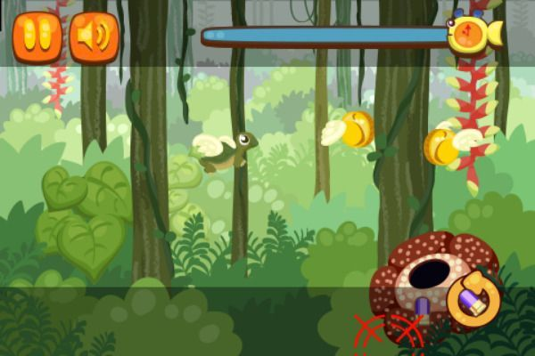 Rain Forest Hunter 🕹️ 🏃 | Free Action Skill Browser Game - Image 2