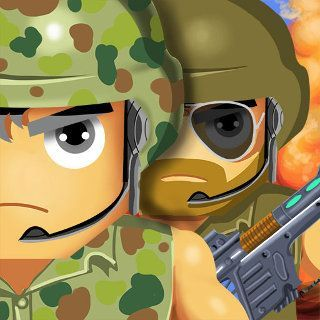 Play Soldiers Combat  🕹️ 🏃