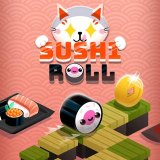 Play Sushi Roll  🕹️ 🏃
