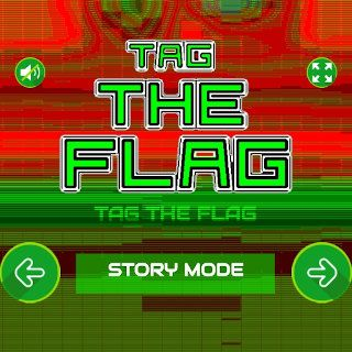 Play Tag the Flag  🕹️ 🏃