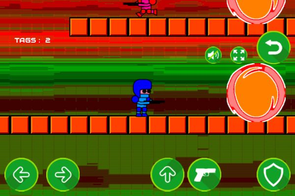 Tag the Flag 🕹️ 🏃 | Free Arcade Action Browser Game - Image 2