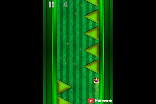 The Impossible Dash 🕹️ 🏃 | Free Action Arcade Browser Game - Image 3