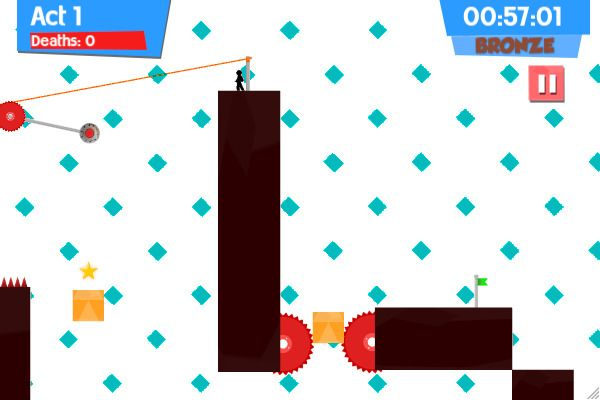 Vex 4 🕹️ 🏃 | Free Action Skill Browser Game - Image 3