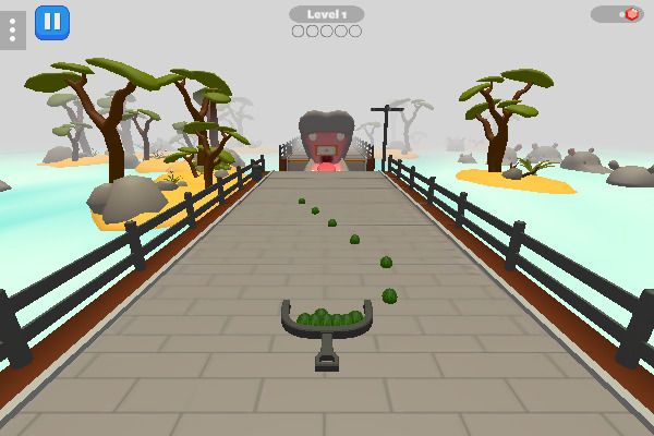 Zoo Feeder 🕹️ 🏃 | Free Arcade Action Browser Game - Image 1