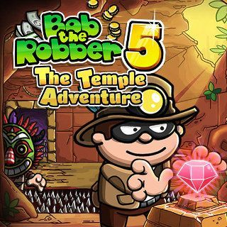 Play Bob The Robber 5  🕹️ 🗡️