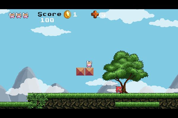 Super Jesse Pink 🕹️ 🗡️ | Free Adventure Arcade Browser Game - Image 1