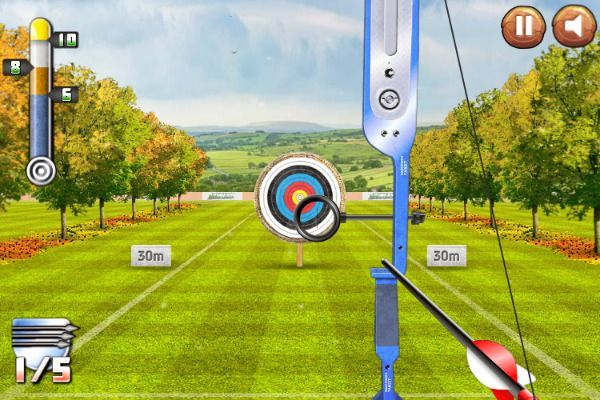 Archery World Tour 🕹️ 👾 | Free Arcade Skill Browser Game - Image 1