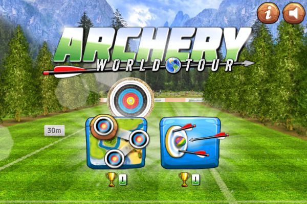 Archery World Tour 🕹️ 👾 | Free Arcade Skill Browser Game - Image 2