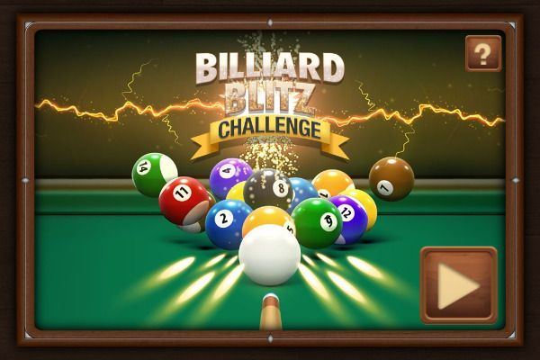 Billiard Blitz Challenge 🕹️ 👾 | Free Arcade Browser Game - Image 1