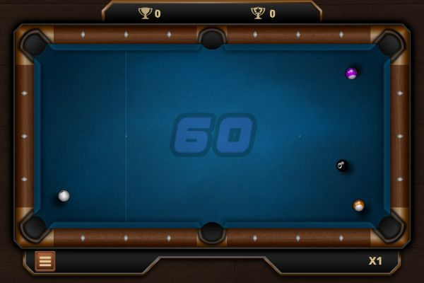 Billiard Blitz Challenge 🕹️ 👾 | Free Arcade Browser Game - Image 2