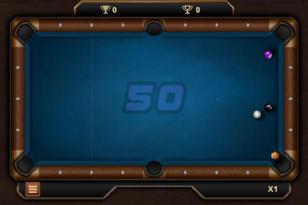 Billiard Blitz Challenge 🕹️ 👾 | Free Arcade Browser Game - Image 3