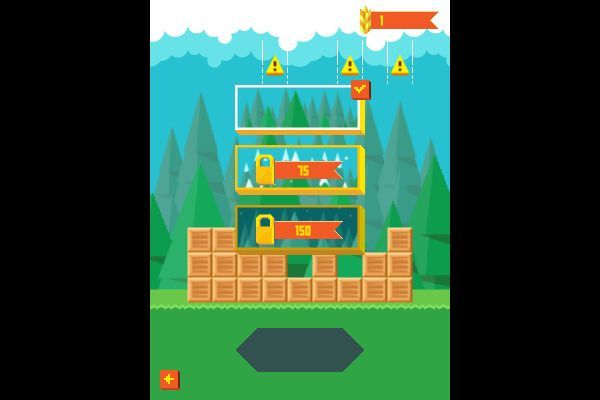 Birdy Rush 🕹️ 👾 | Free Arcade Skill Browser Game - Image 2