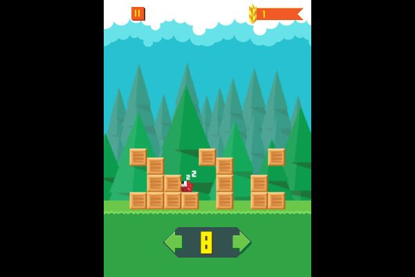 Birdy Rush 🕹️ 👾 | Free Arcade Skill Browser Game - Image 3