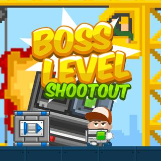 Jouer au Boss Level Shootout  🕹️ 👾