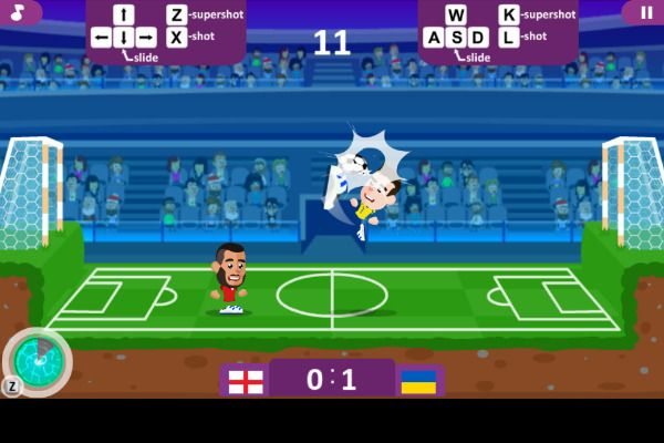 Football Masters 🕹️ 👾 | Free Casual Arcade Browser Game - Image 1