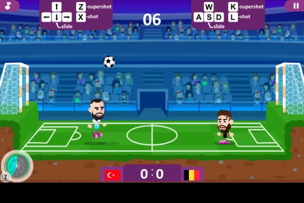 Football Masters 🕹️ 👾 | Free Casual Arcade Browser Game - Image 3