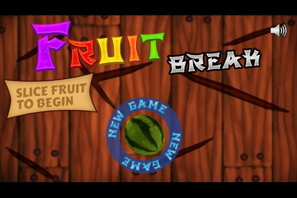 Fruit Break 🕹️ 👾 | Free Arcade Action Browser Game - Image 1