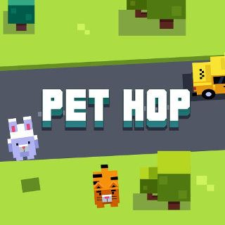 Play Pet Hop  🕹️ 👾