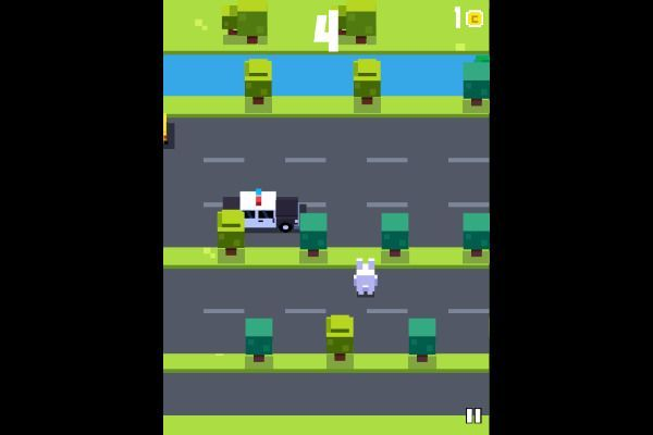 Pet Hop 🕹️ 👾 | Free Skill Arcade Browser Game - Image 2