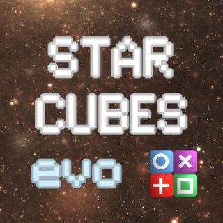 Play Star Cubes EVO  🕹️ 👾