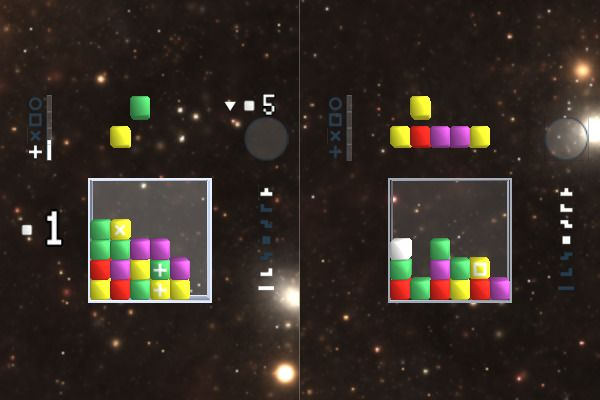 Star Cubes EVO 🕹️ 👾 | Free Puzzle Arcade Browser Game - Image 3