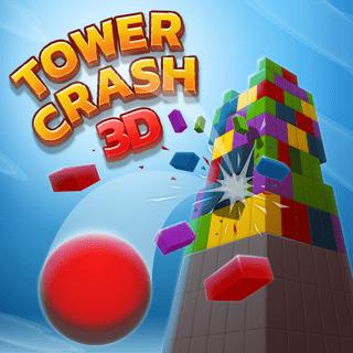 Gioca a Tower Crash 3D  🕹️ 👾