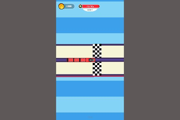 Train Snake 🕹️ 👾 | Free Casual Arcade Browser Game - Image 2