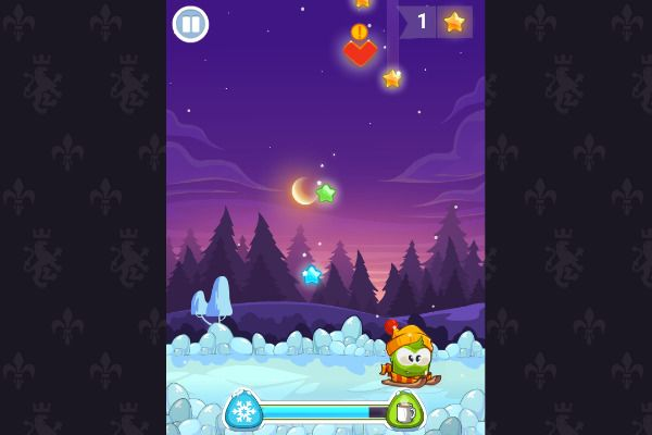 Winter Adventures 🕹️ 👾 | Free Skill Arcade Browser Game - Image 1