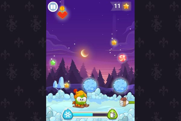Winter Adventures 🕹️ 👾 | Free Skill Arcade Browser Game - Image 3