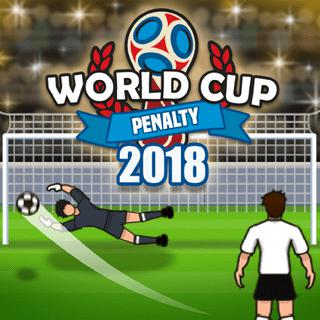 Play World Cup Penalty 2018  🕹️ 👾