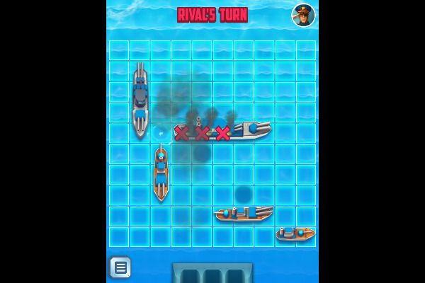 Battleships Armada 🕹️ 🎲 | Free Board Strategy Browser Game - Image 2