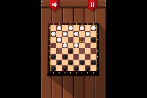 Checkers 🕹️ 🎲 | Free Board Strategy Browser Game - Image 2