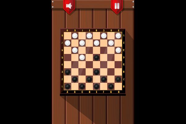 Checkers 🕹️ 🎲 | Free Board Strategy Browser Game - Image 3