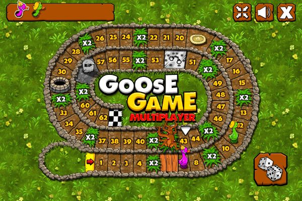 Goose Game Multiplayer 🕹️ 🎲 | Free Board Casual Browser Game - Image 1