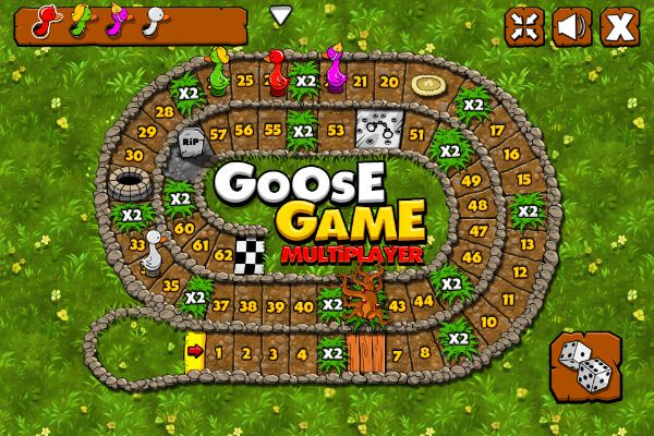 Goose Game Multiplayer 🕹️ 🎲 | Free Board Casual Browser Game - Image 3