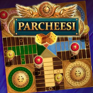 Play Parcheesi Deluxe  🕹️ 🎲
