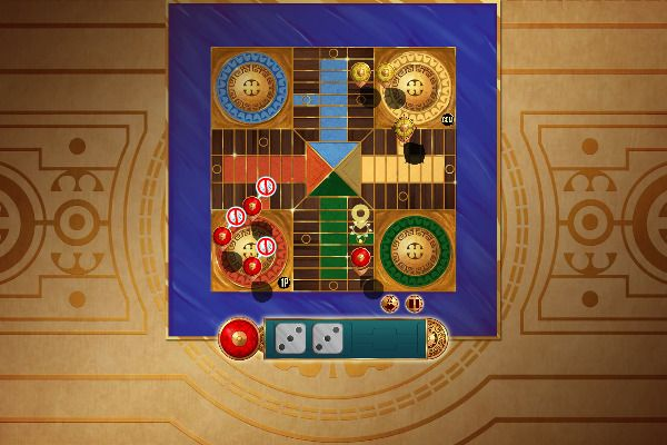 Parcheesi Deluxe 🕹️ 🎲 | Free Board Strategy Browser Game - Image 2