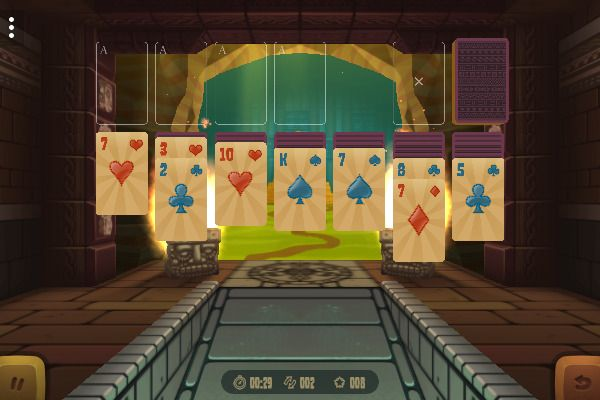 3D Solitaire 🕹️ 🃏 | Free Cards Browser Game - Image 2
