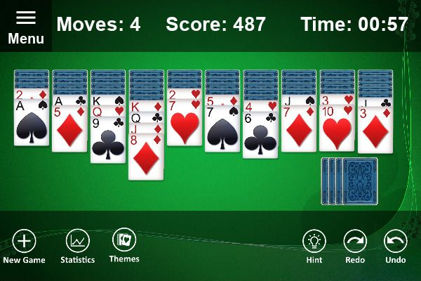 Amazing Spider Solitaire 🕹️ 🃏 | Free Cards Skill Browser Game - Image 1