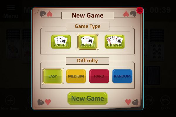 Amazing Spider Solitaire 🕹️ 🃏 | Free Cards Skill Browser Game - Image 3